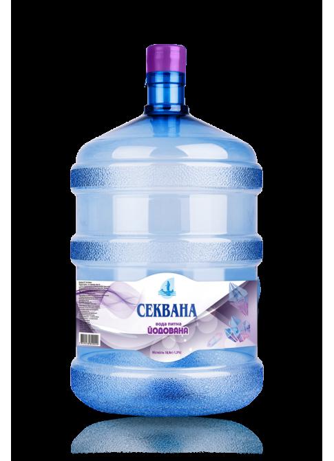 Вода Йодована Секвана
